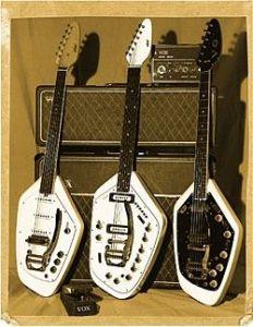 長岡亮介さん(浮雲)のテレファントムというギターについて調べた