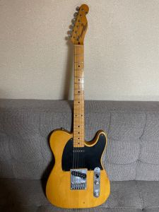 【ギター】Bill Lawrence Trigger II Telecaster BT2Mを購入しました