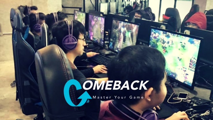 COMEBACK - Master Your Game