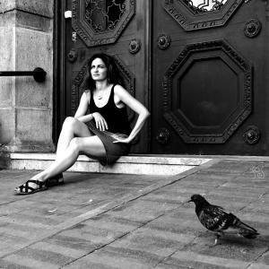 Marozsán Erika Photo: Soós Andrea