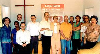 Criado em 1980, O Sopão Mineiro realiza cerca de 2.500 atendimentos por mês.
