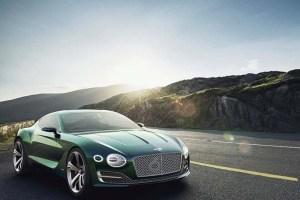 Barnato o novo modelo desportivo e luxuoso da Bentley...