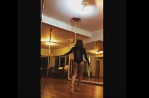 Dânia Neto aquece redes sociais com a sua excelente forma física!