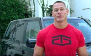 Range Rover Autobiography Ultimate Edition de 2012 do campeão do WWE