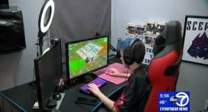 Jovem de 14 anos ganha mais de 150.000 euros a jogar Fortnite