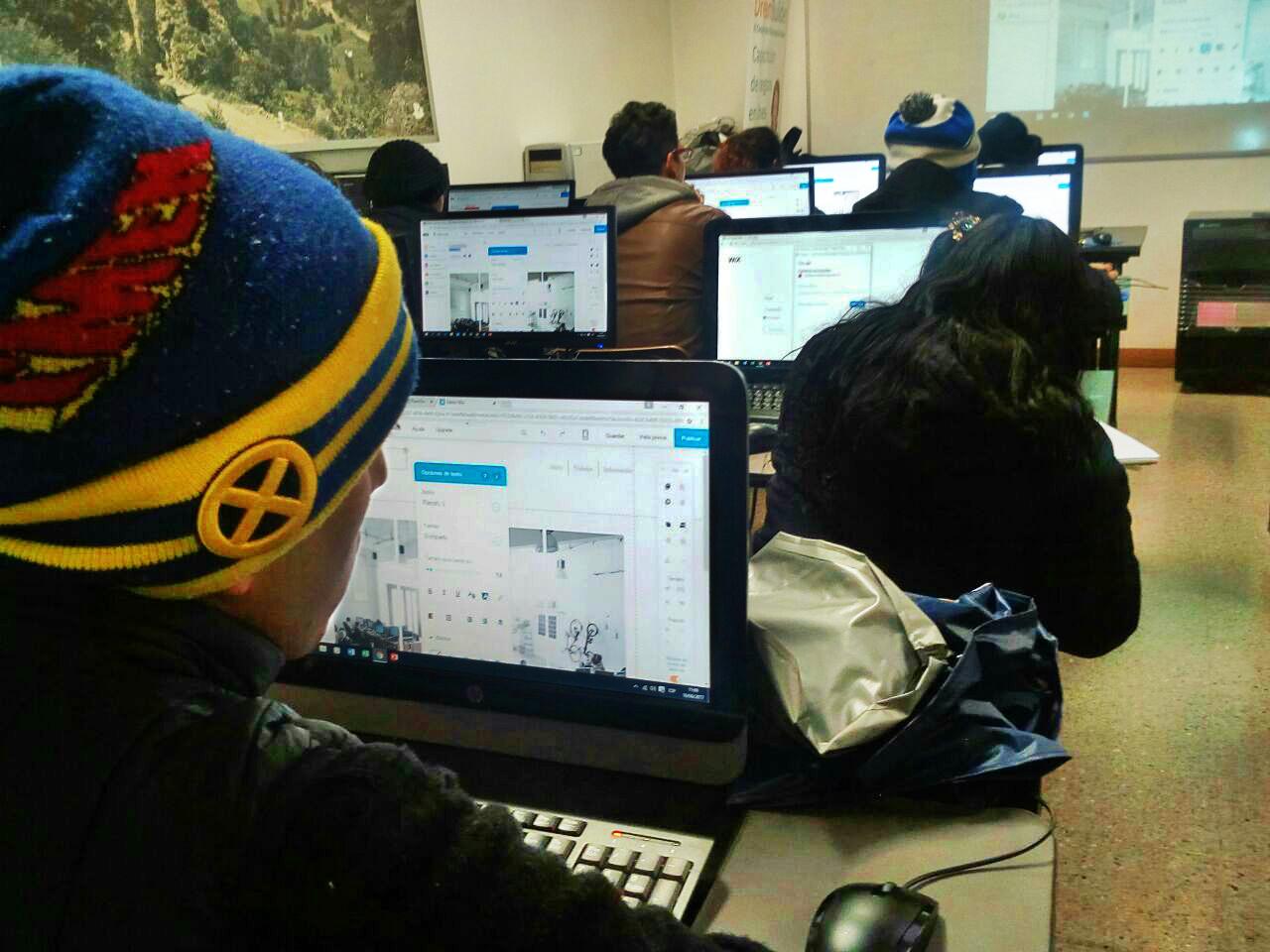 YouthSpark capacita a jóvenes de Gendarmería en la Corporación Sopeña