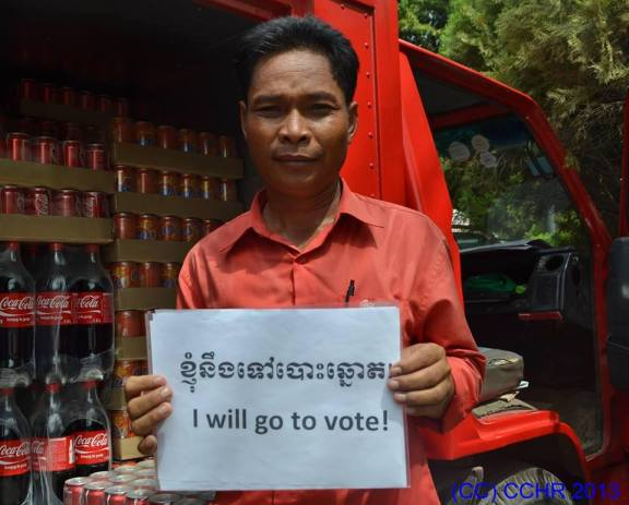 Cambodia Election 2