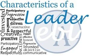 Leadership Characteristics of a Leader