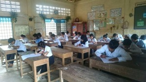 Cambodia High school exam 2015 3
