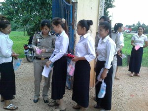 Cambodia High school exam 2015 6