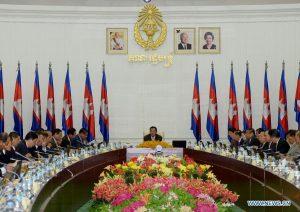 Members of Cabinet