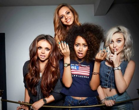 As meninas do Little Mix