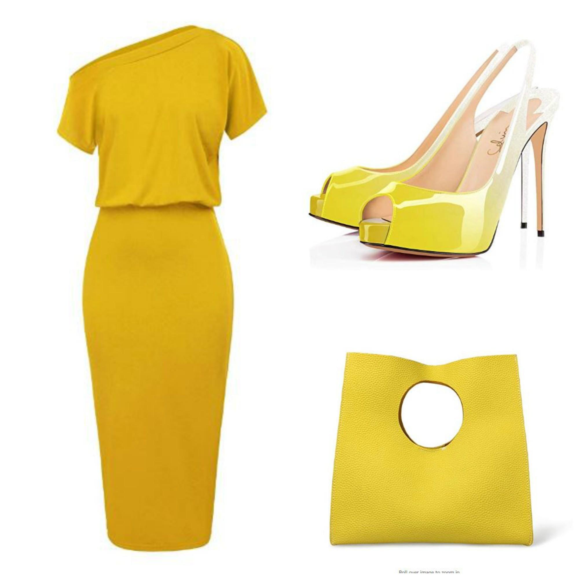 yellow date dess