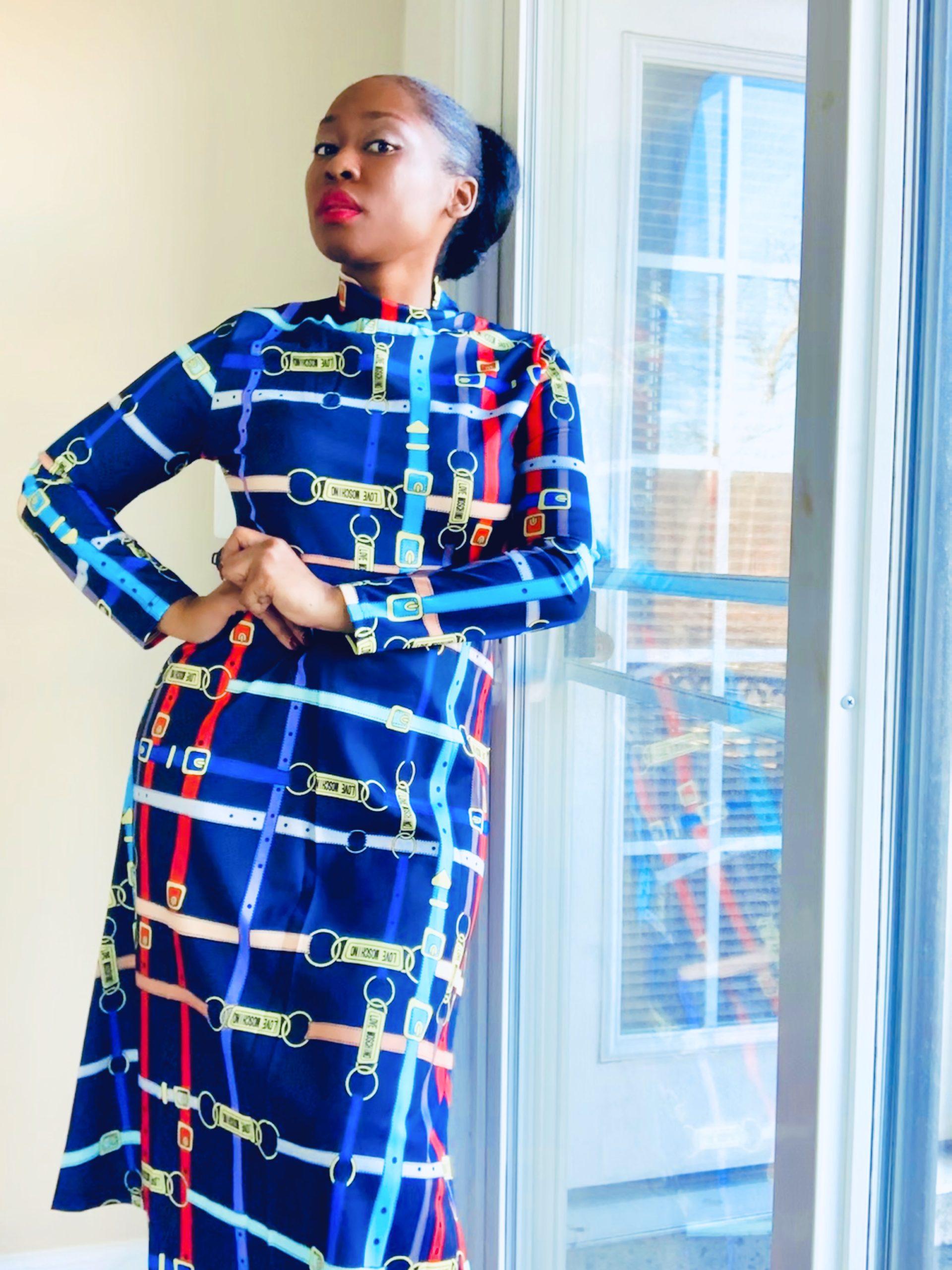 styleweplaid dress
