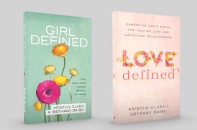 Girl defined books