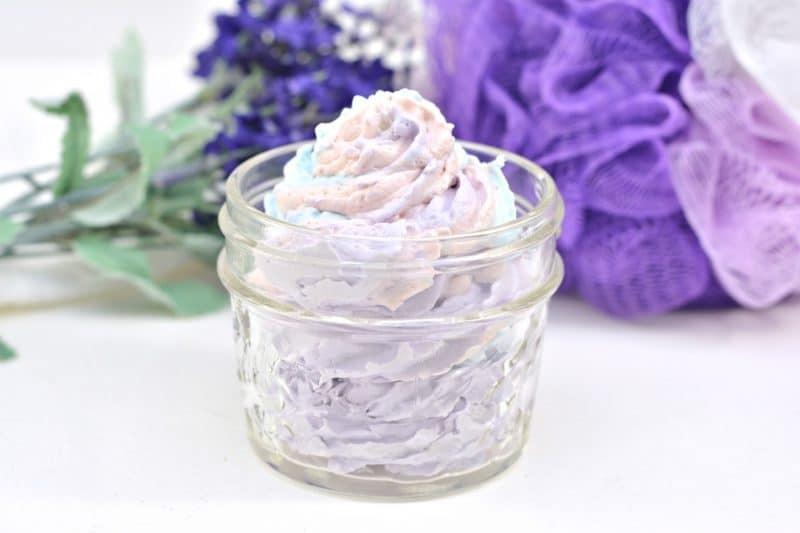 Recipe #17 Unicorn Whipped Body Butter DIY