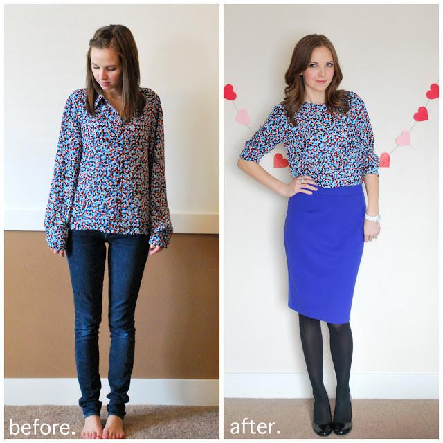 DIY clothes life hacks 15 DIY ideas #12 Oversized Button Up Refashion