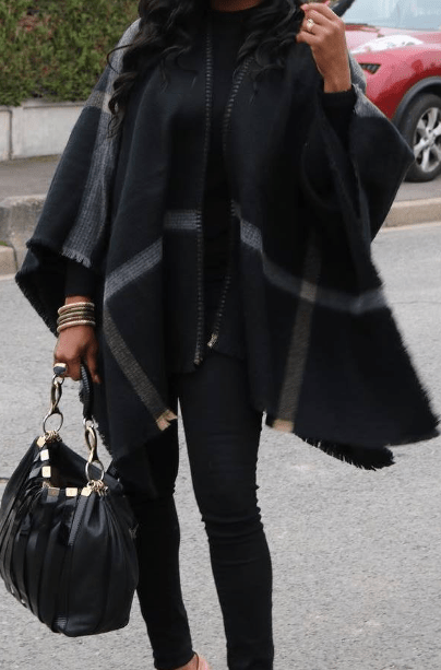 expensive blanket scarf
