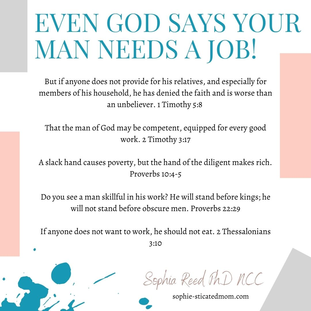 What The Bible Says About A Man Being A Provider (1)