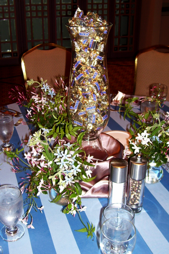 Candy Centerpieces For Baby Shower