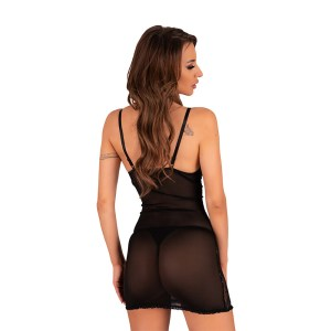 Corsetti Enamell Dress and G-String