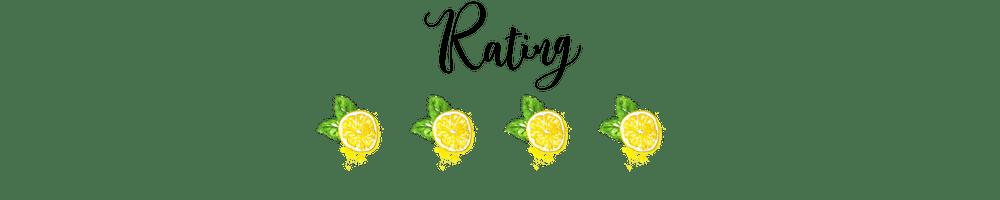 4 Lemon Rating
