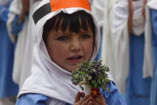 fleurs pour les filles