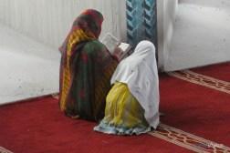 prières secteur des femmes