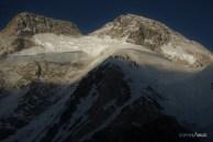 le Broad Peak vu du Camp de base