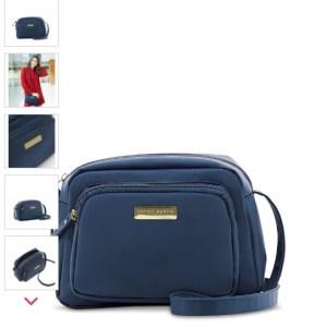 tas selempang ukuran kecil