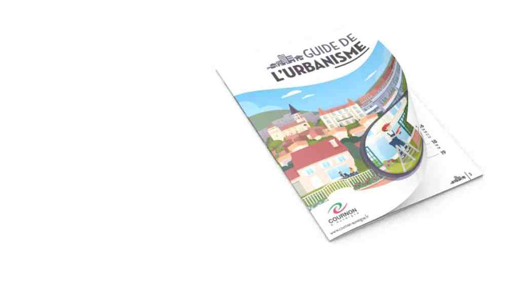 Guide de l'urbanisme Cournon: couverture