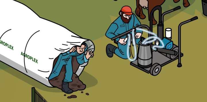 illustration sur les TMS pour la MSA Auvergne