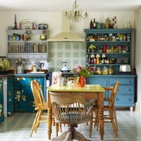 Budget kitchen ideas and vintage style on a shoe string ...