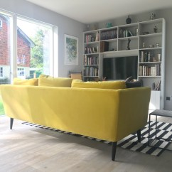 Holly Sofa The Lounge Co Cheap Loveseat Set That Yellow Velvet  Sophie Robinson