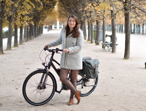Sophiesmoods vélo électrique Peugeot Palais Royal