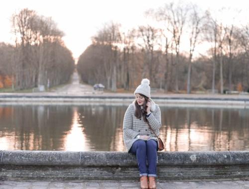 British au parc de Saint Cloud