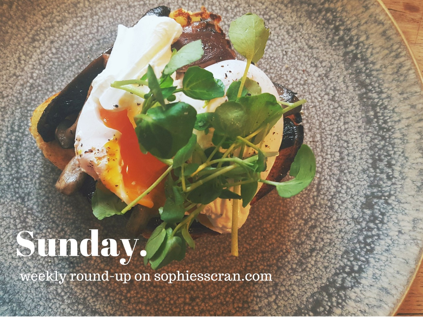 Sunday round up. 17/01/2016