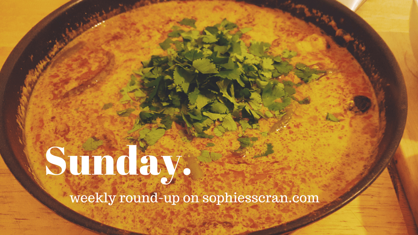 Sunday round up. 21/02/2016