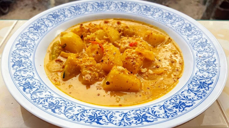 Veggie Thai Massaman Curry