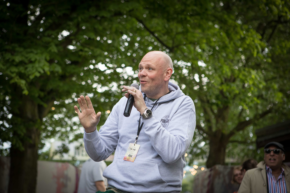 pub in the park event, knutsford