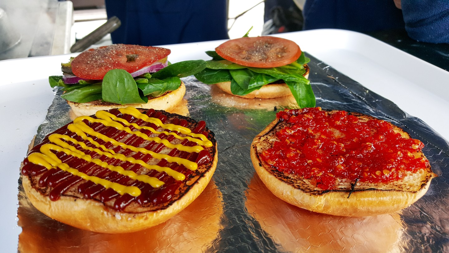 street food cheshire: whats your beef burgers