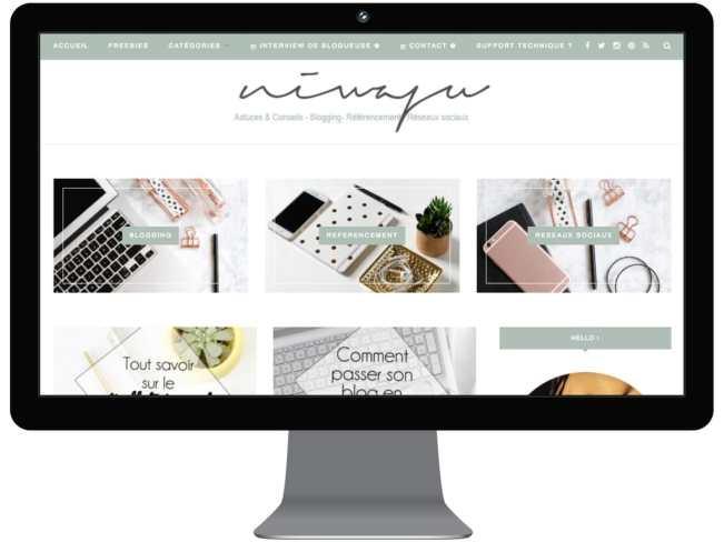 Niwaju - 8 blogueuses incroyables