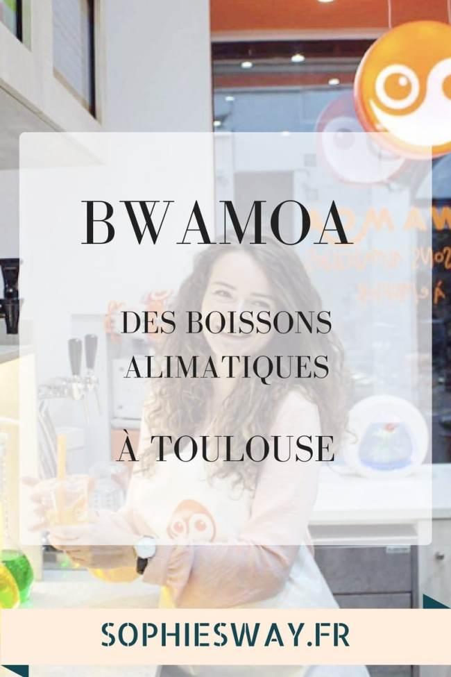 BWAMOA - Des boissons alimatiques à Toulouse