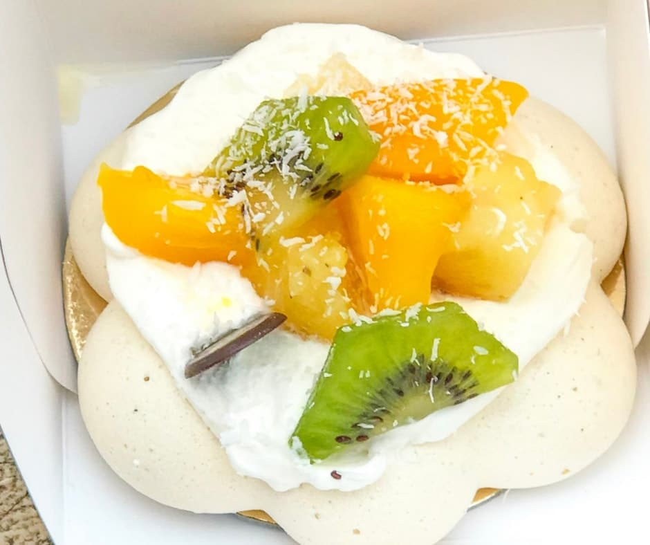 La meringaie - Pavlova à Paris - Sophie's Way - blog food & lifestyle