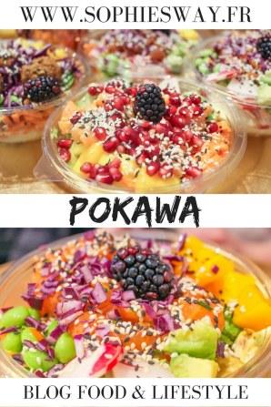 Manger des Poke Bowl chez Pokawa, la meilleure des adresses Parisiennes ! - Sophie's Way - Blog food & lifestyle