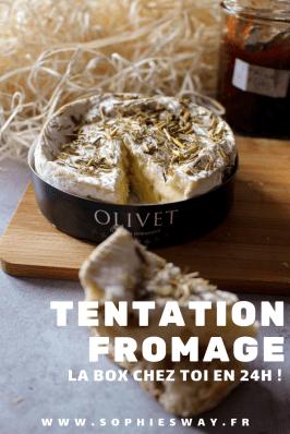 La box de Fromage - Tentation Fromage