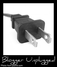 Post image for Blogger Unplugged