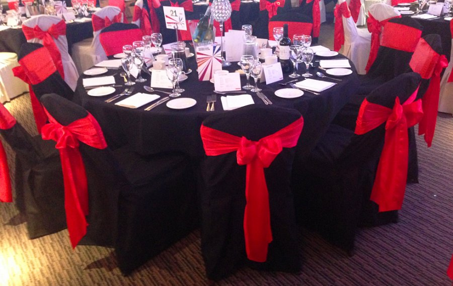 wedding chair covers and sashes desk upright cover hire | sash bows table swagging & venue styling sophisticated events