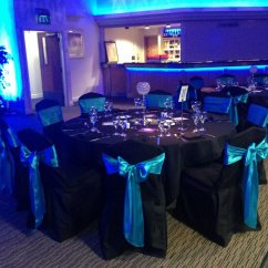 Wedding Chair Sash Atlas Tables And Chairs Cover Hire | Bows Table Swagging & Venue Styling Sophisticated Events