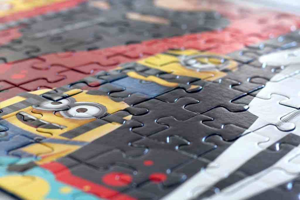 Despicable me 3 puzzle review